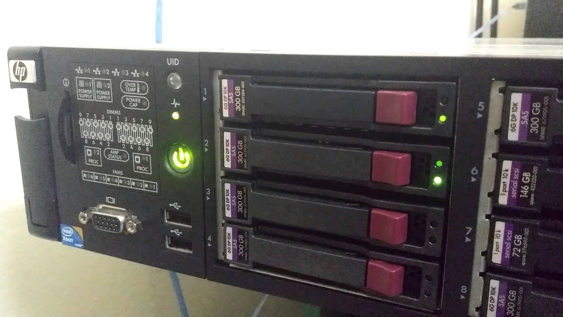 HP DL 380 G7 servers are now in stock.